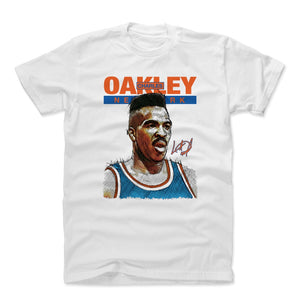 Charles Oakley Men's Cotton T-Shirt | 500 LEVEL