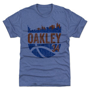 Charles Oakley Men's Premium T-Shirt | 500 LEVEL