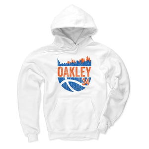 Charles Oakley Men's Hoodie | 500 LEVEL