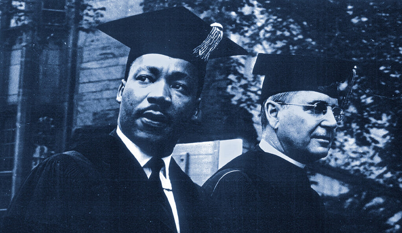 Student Before Activist: Dr. Martin Luther King Jr.