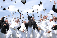 Why Do We Toss Graduation Caps in the Air?!