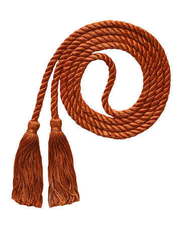 copper orange honor cord from senior class graduation products