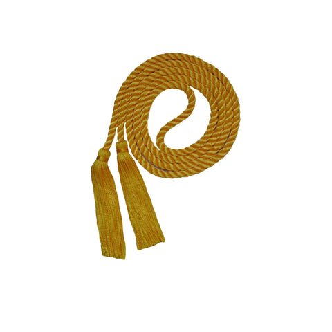 bright gold honor cord from senior class graduation products