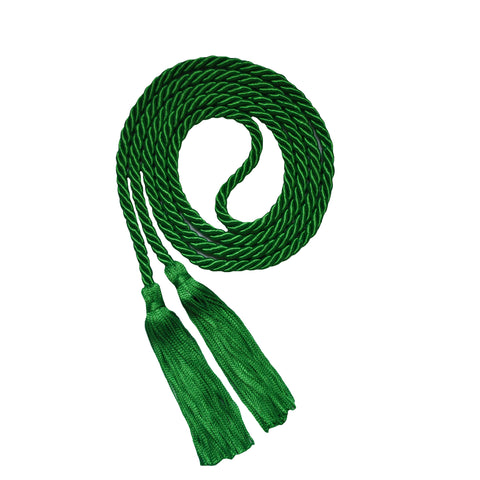 kelly green honor cord from senior class graduation products