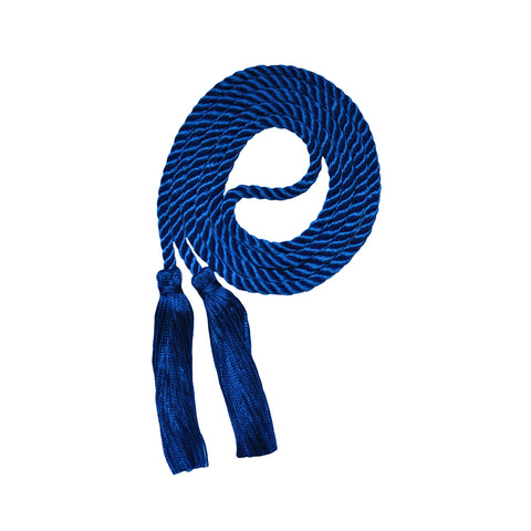royal blue honor cord from senior class graduation products