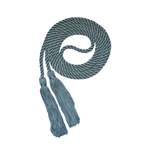silver grey honor cord from senior class graduation products