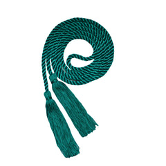 teal graduation honor cord
