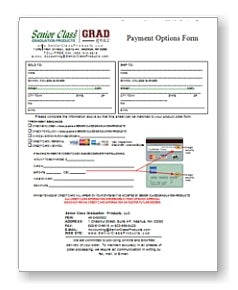 Payment Options Form