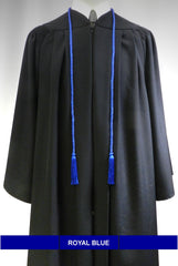 senior class graduation products royal blue honor cord