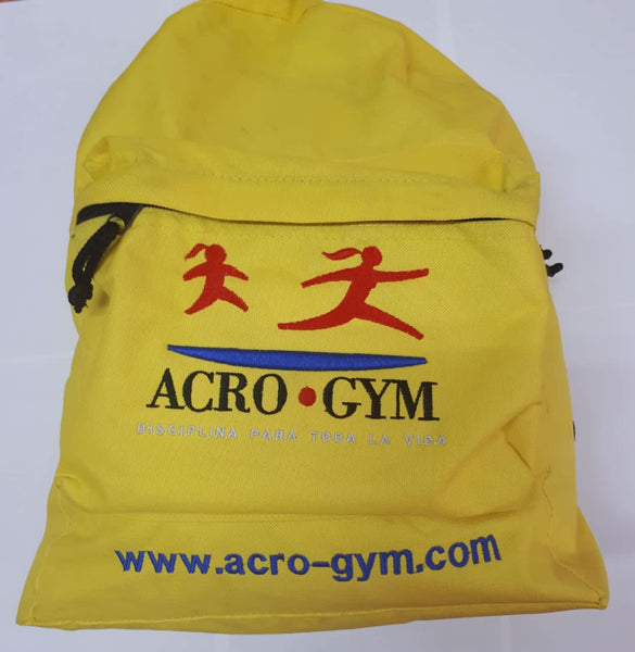 BACK - PACK  ACROGYM - ACRO-GYM Shop