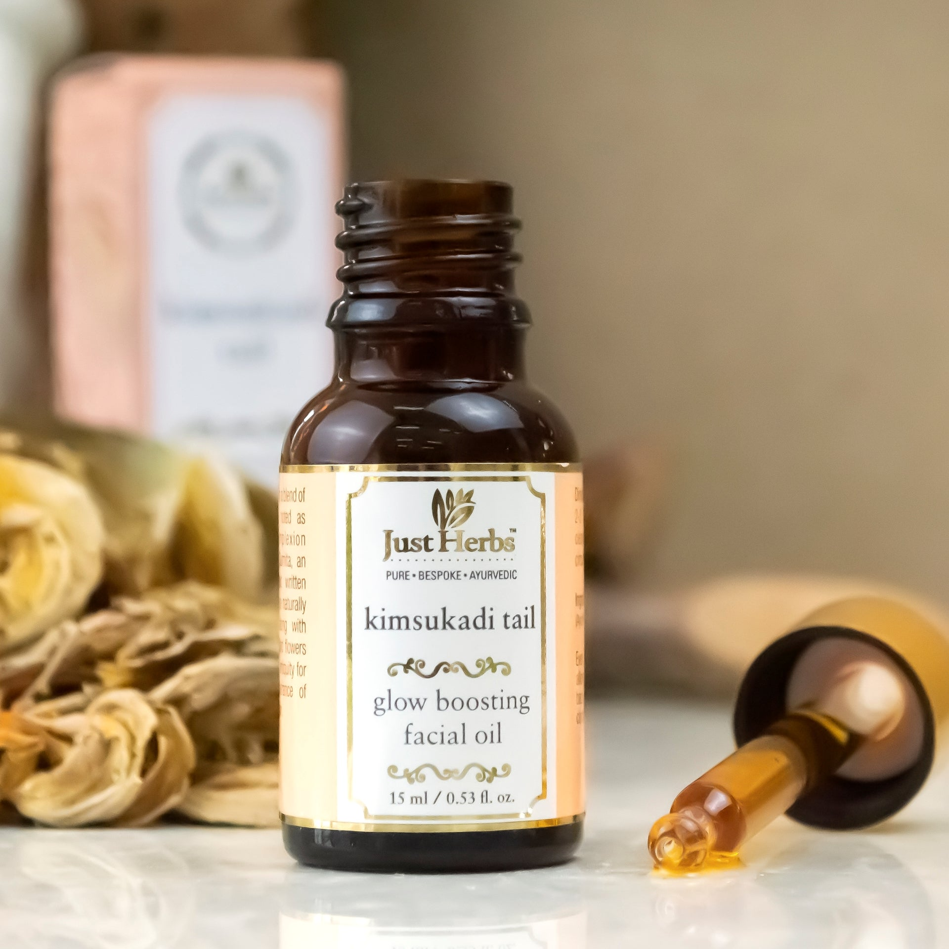 KIMSUKADI GLOW BOOSTING FACIAL OIL - SOUL EARTH