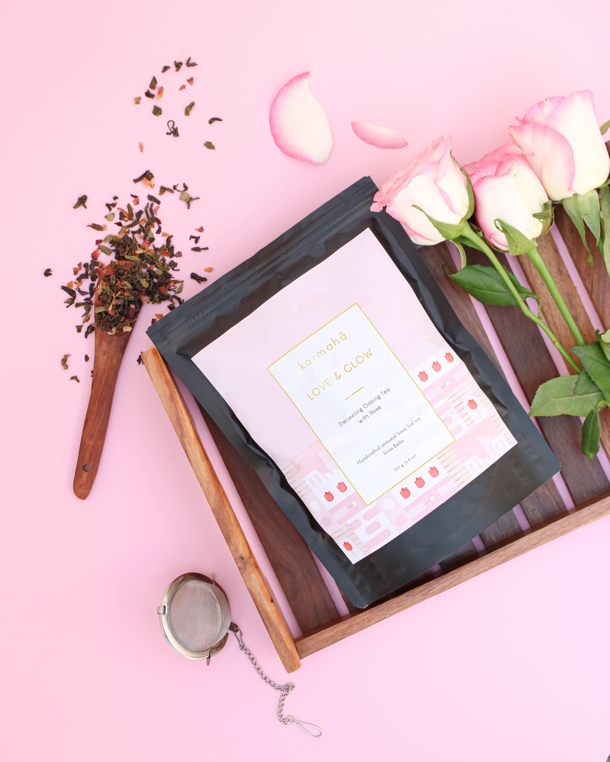 Rose Oolong | Beauty Blend - SOUL EARTH