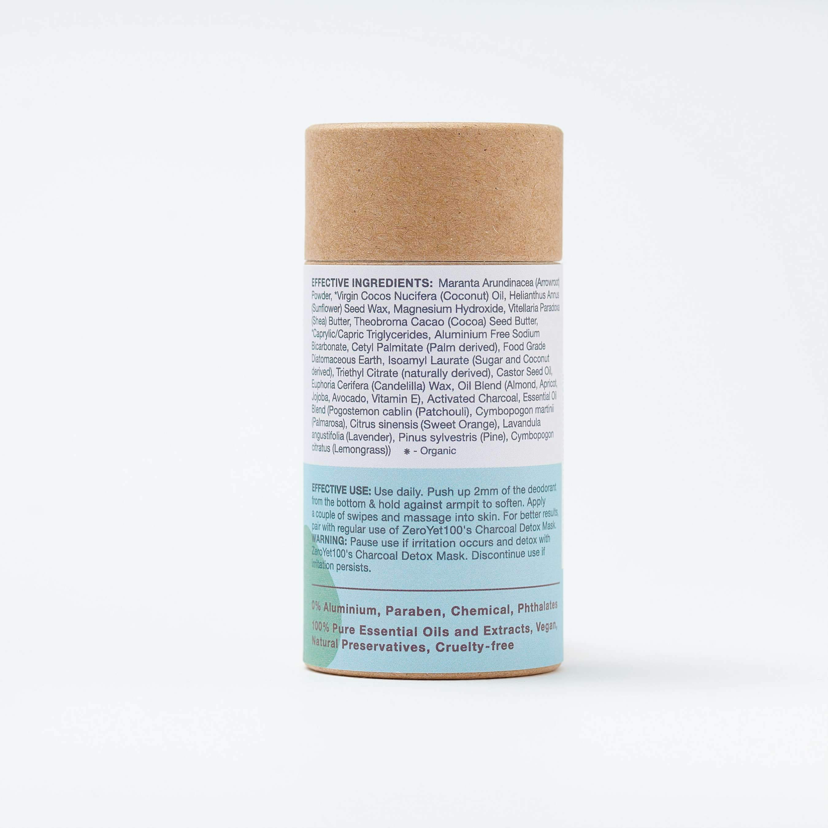 Z1 Spa Deodorant Push up Stick - SOUL EARTH