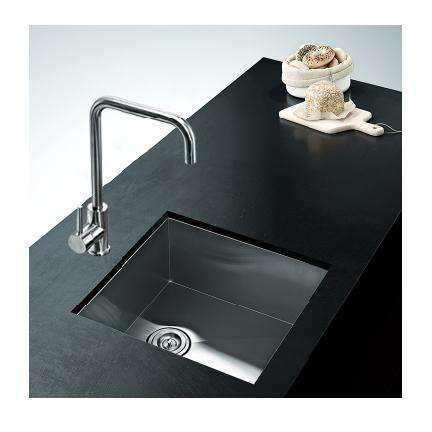 "Bar Sink - 21"" X 16""-Single Bowl Kitchen Sinks-www.Parts4Cabinets.com"