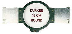 "Durkee 5 5/8"" (15cm) Round Hoop, 400MM Needle Spacing, Meistergram Compatible"