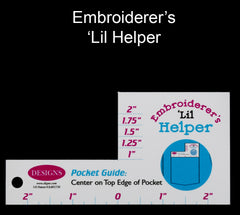 Embroider Lil Helper