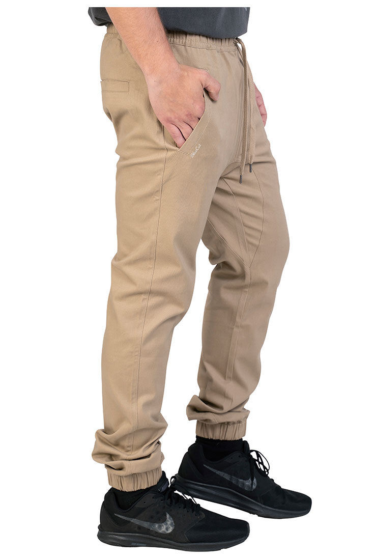BROOKLYN JOGGER KHAKI