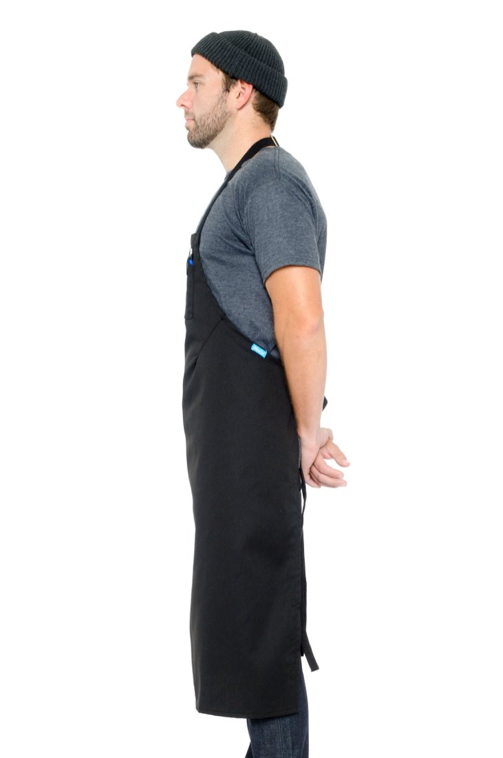 LINCOLN APRON BLACK