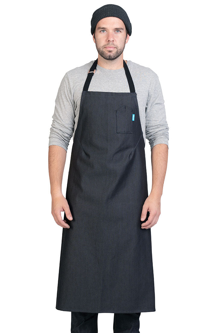 LINCOLN APRON CHARCOAL