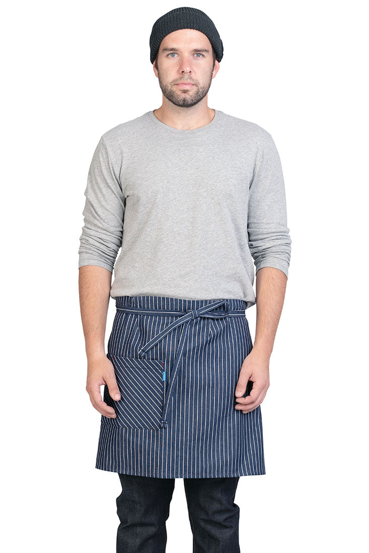 PARKER APRON MIDNIGHT