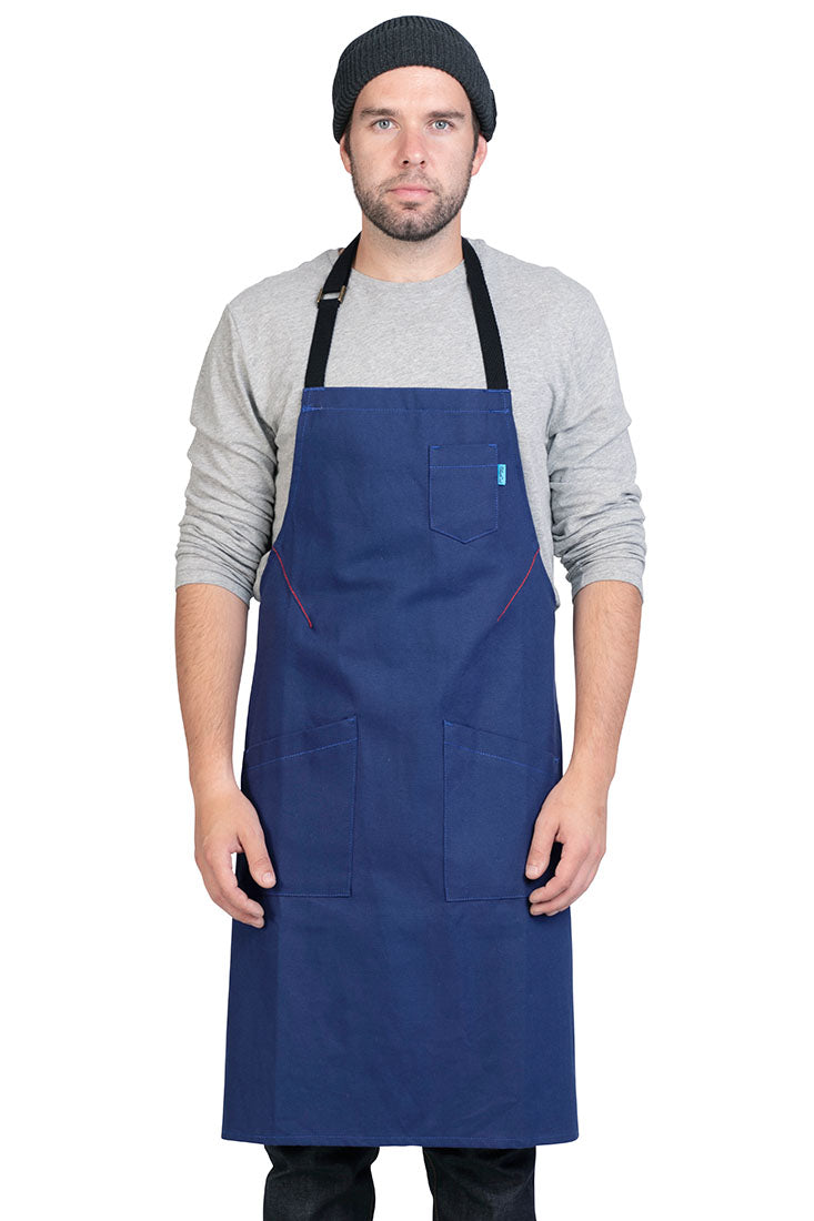 NIGEL FRENCH BLUE APRON