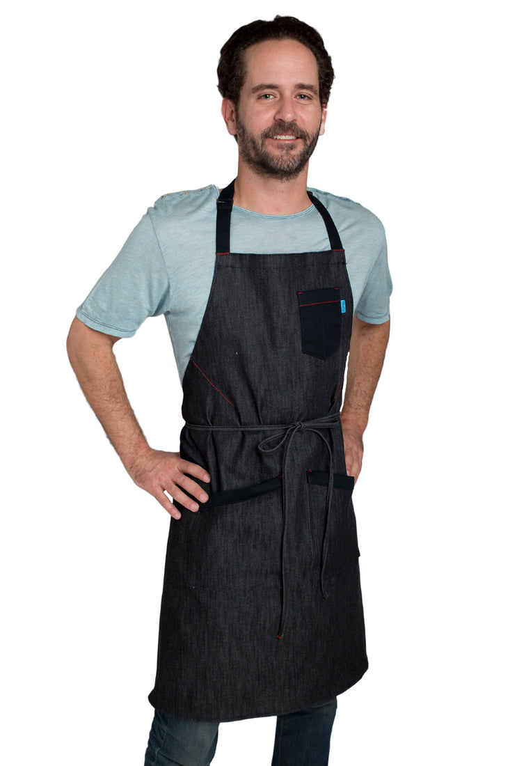 Nigel Black Apron