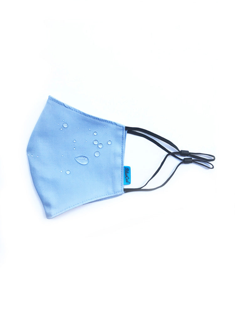 WATER REPELLANT FACE MASK