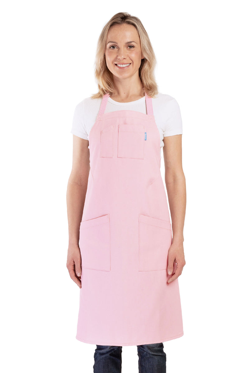 Parker Apron Clay Canvas