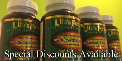Life's Fortune Multivitamins