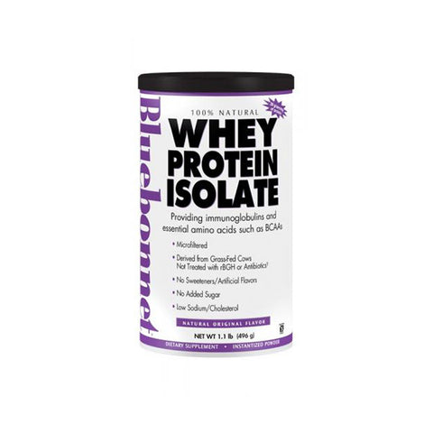 Whey Protein Isolate Vanilla 1.1 Oz