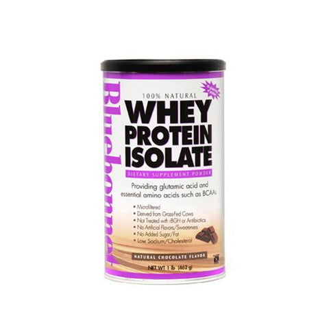 Whey Protein Isolate Chocolate 1Lb