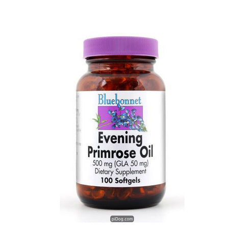 Evening Primrose Oil 500 Mg 100 Softgel