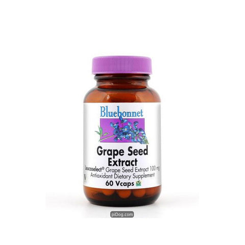 Grape Seed Extract 100 Mg 30 Vcaps