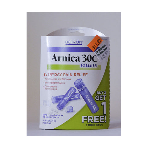 Arnica 30C Value Pack - Buy 2 Get 1 Free