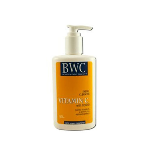 Facial Cleanser Vitamin C With CoQ10 BWC 8.5 Oz