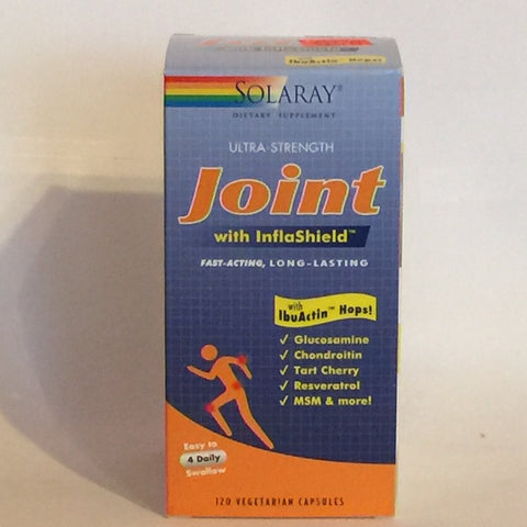Joint Ultra-Strength with InflaShield 120 Vcaps