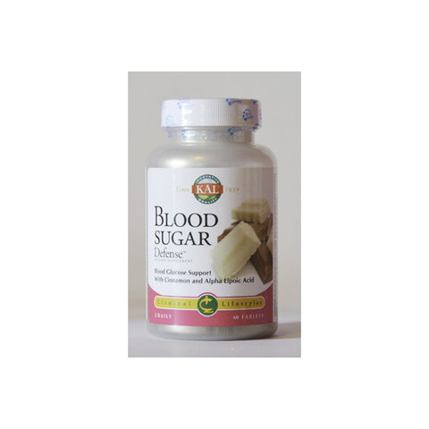 Blood Sugar Defense 60 Tabs