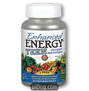 Enhanced Energy Teen Complete 60 Ct Tab