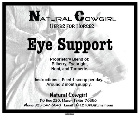 NCG Eye Support
