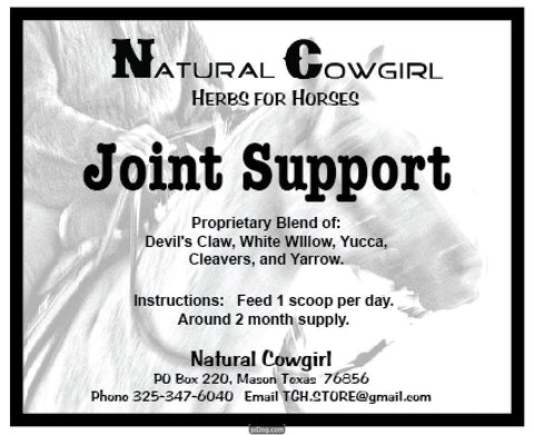 NCG Joint Support