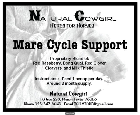 NCG Mare Cycle Support