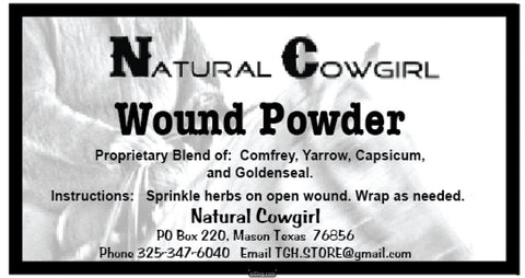 NCG Wound Powder
