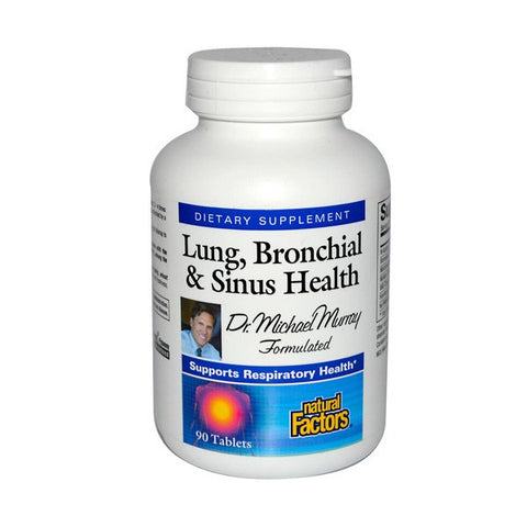 Lung Bronchial & Sinus Health 90 Tabs