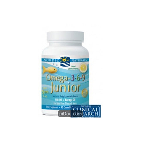 Complete Omega Junior 90 Softgels