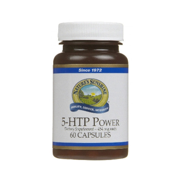 5 Htp Power 60 Capsules The Green House
