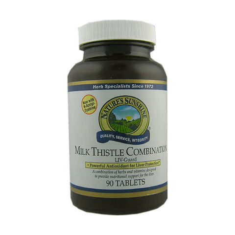 Milk Thistle Combination 90 Tabs
