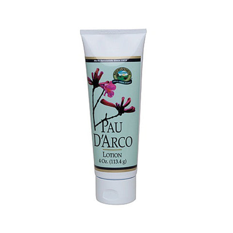 Pau D'arco Lotion 4 Oz. 4 Oz Lotion