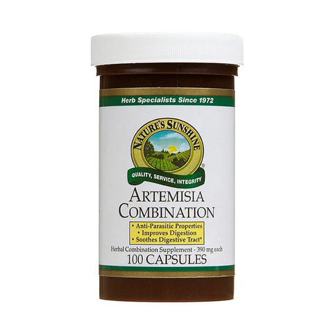 Artemisia Combination (Kosher) 100 Capsules