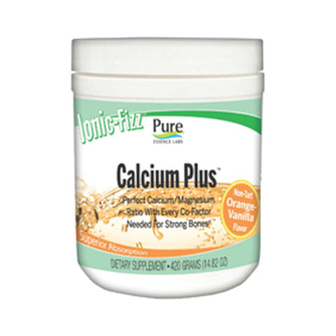 Calcium Plus Orange/Vanilla 210 g Pwdr