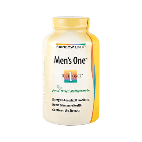 Men's One Food-Based Multi 90 Tabs